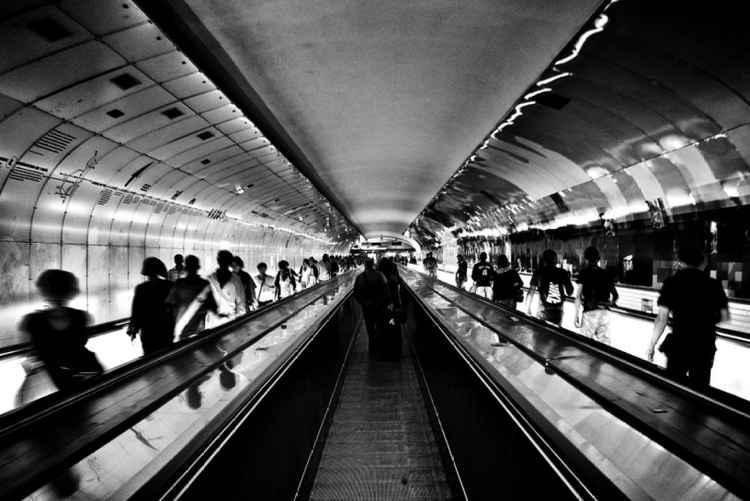 Metro Walkway