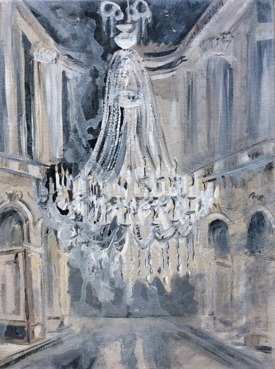 The  Chandelier. - Image 0