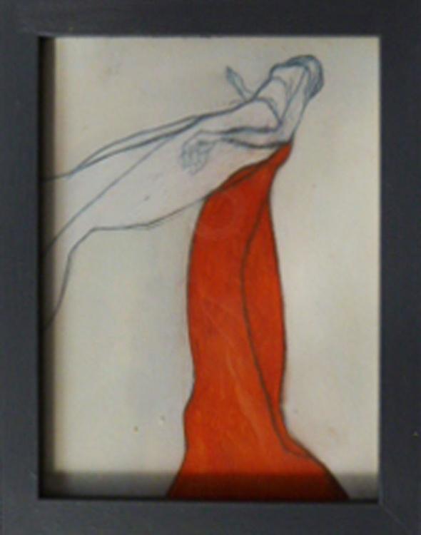 Red Sketch I - Image 0