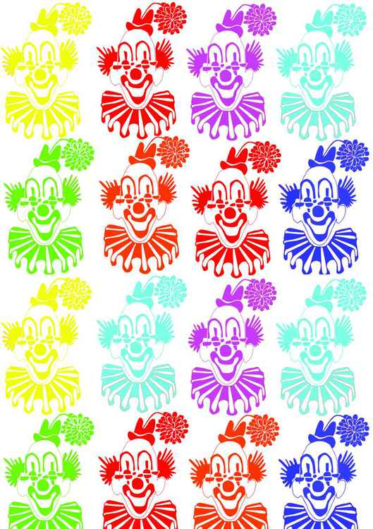 Colour Clowns -