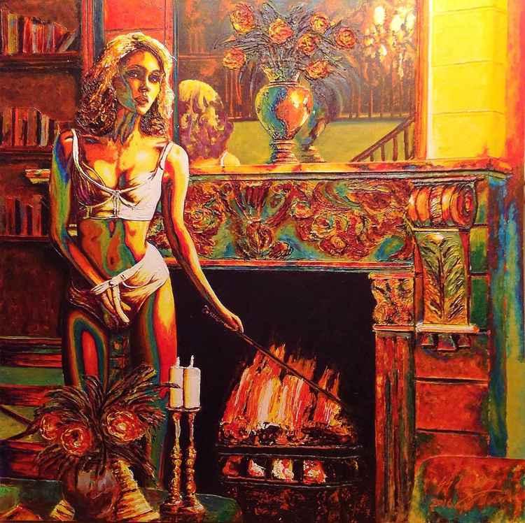 Teasing Fires -