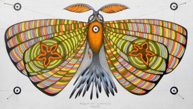 circus moth - Image 0