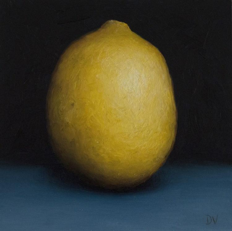 Still life - Lemon scent 4 - Image 0