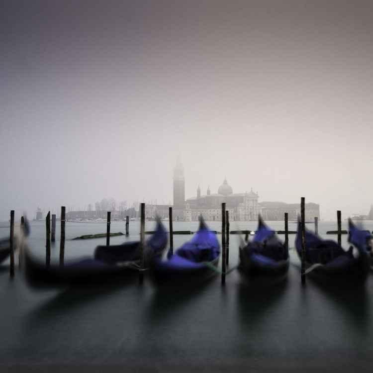 Gondola Blue -