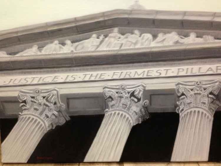 Justice is the Firmest Pillar