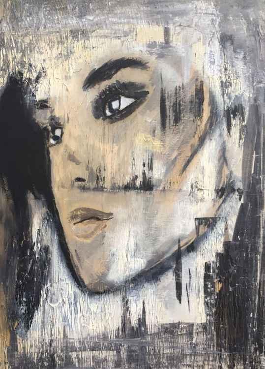 Amelia abstract #1 -