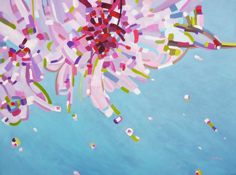 Abstract Spring Blossom - Image 0