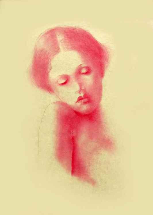 Portrait #C1203 -