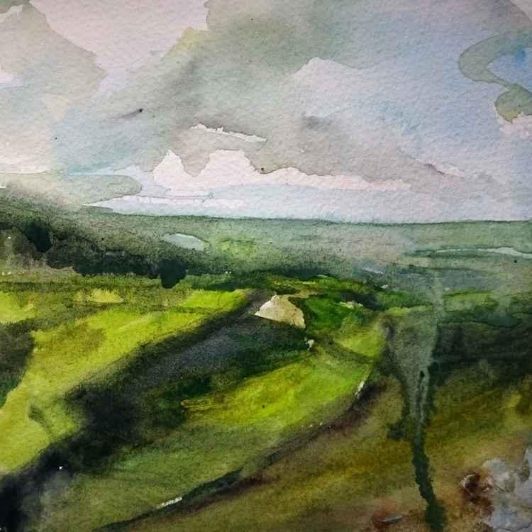 Snowdonia Series No. 4