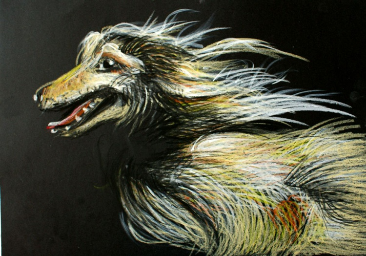 Running Dog - Image 0