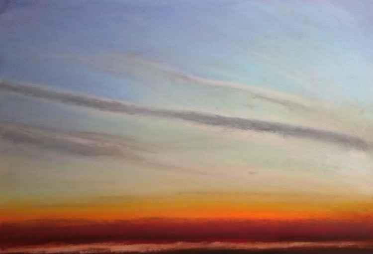 Dusk Sky No. 2