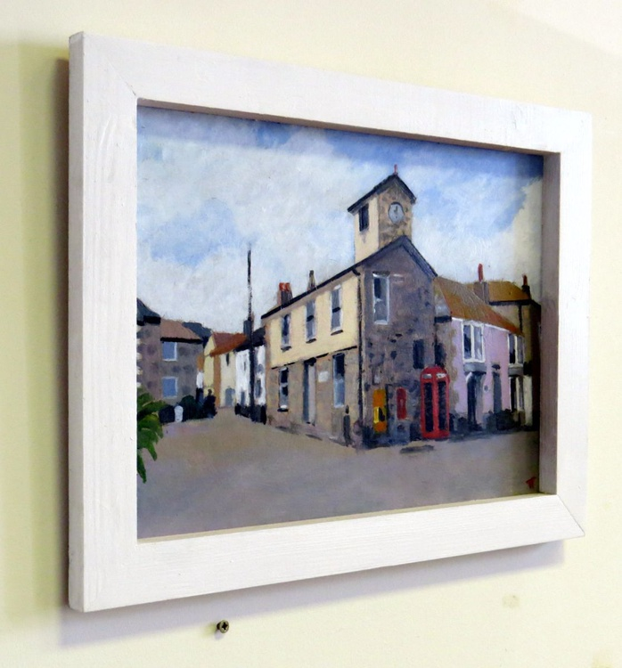 The Clock tower, Mousehole - Image 0