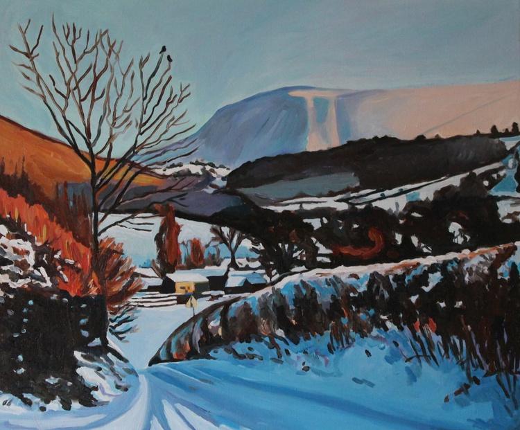 Snow Laden Valley - Image 0