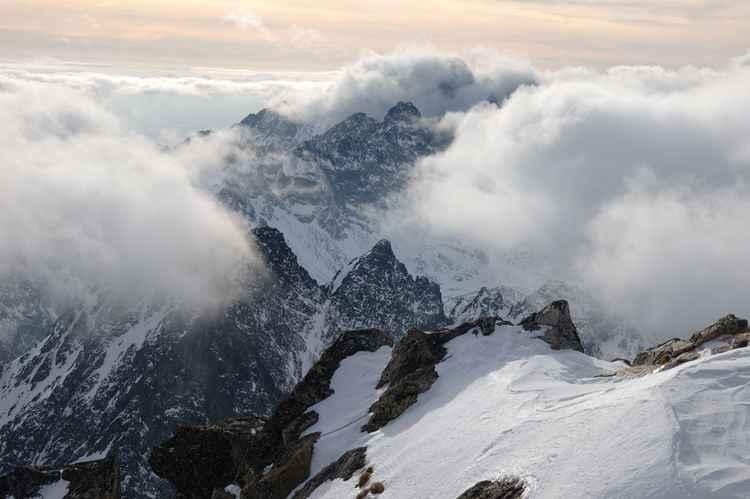 Mountain spirit -