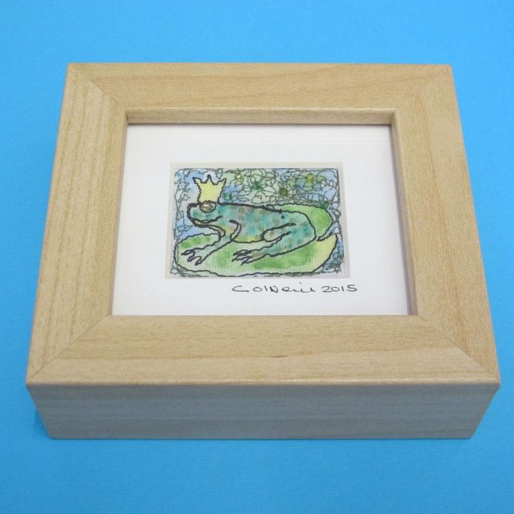 Tiny Frog Prince - Image 0
