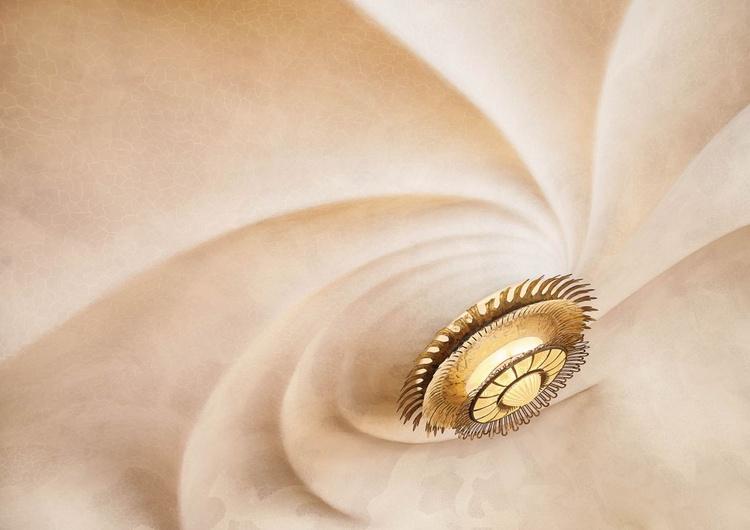 Casa Batlló Swirl - Image 0