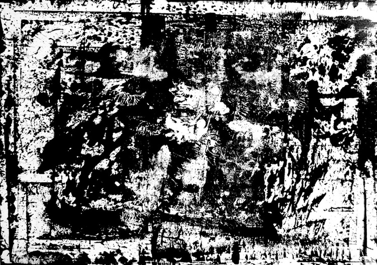 Abstract Ink Blot - Image 0