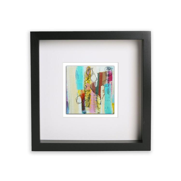 mini abstract #113 - Image 0