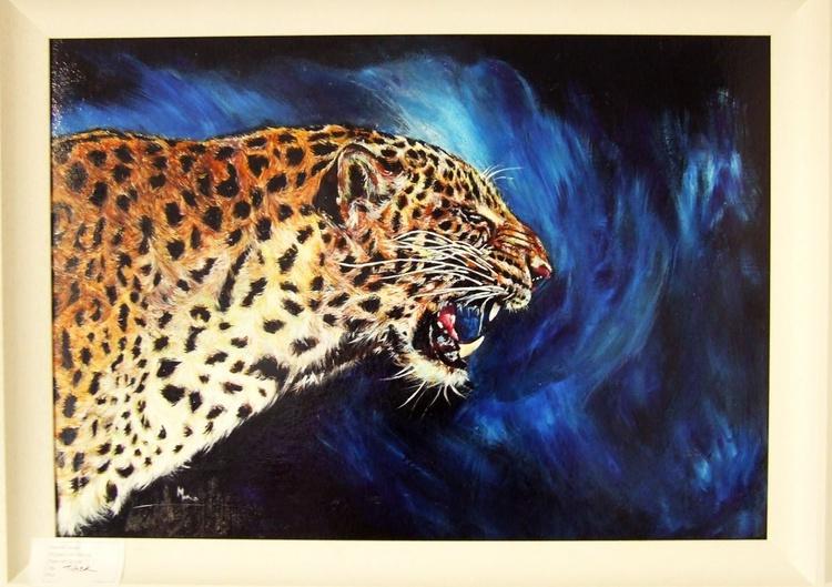 Tiger / Framed - Image 0