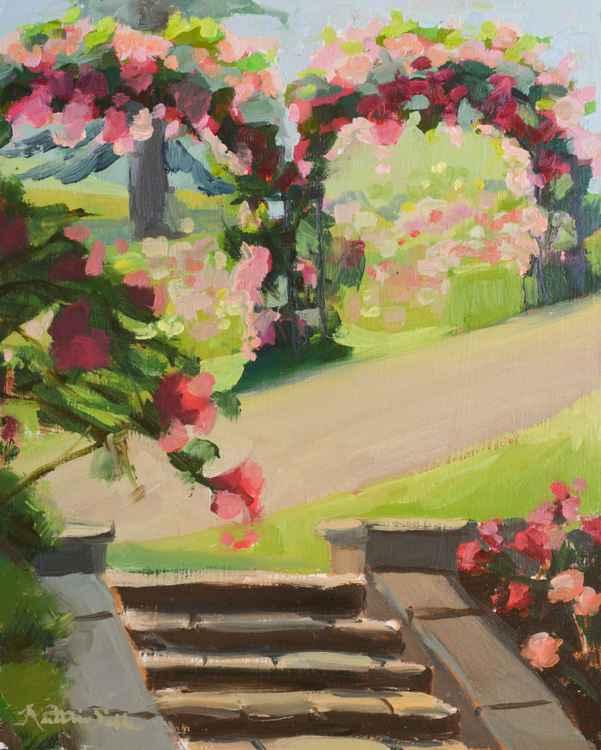 Into the Garden -