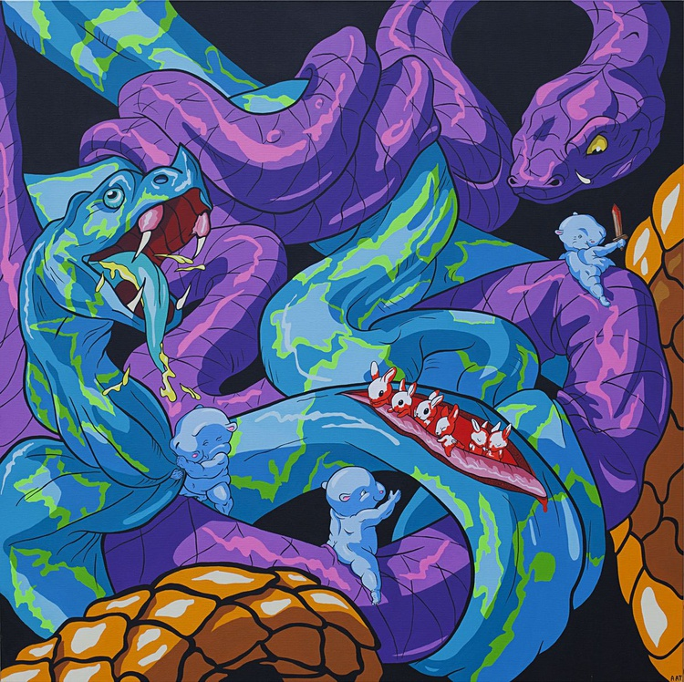 Snakefighters - Image 0