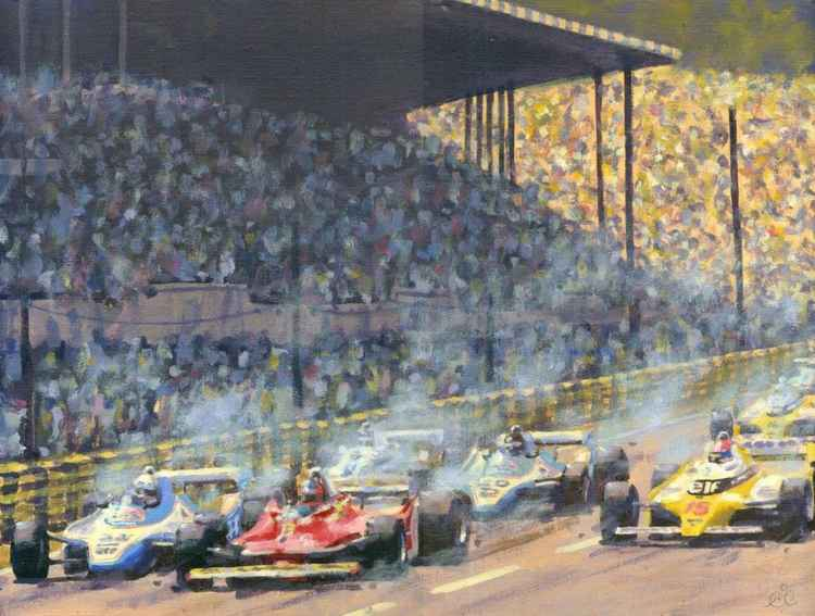 Brazilian Grand Prix 1980 -