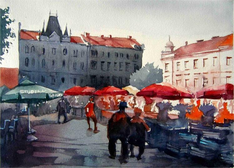 Old market - Image 0