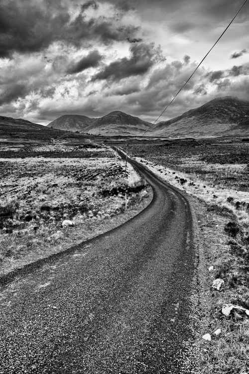 The Road to Connemara -