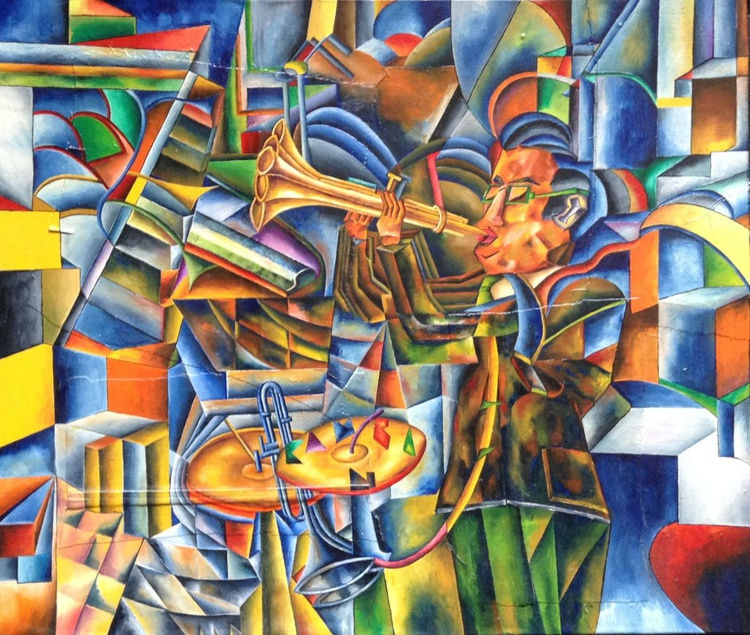 Trumpet player - Image 0