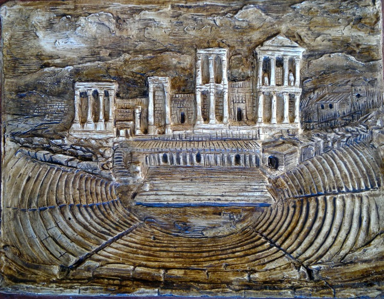 Ancient theatre - Image 0