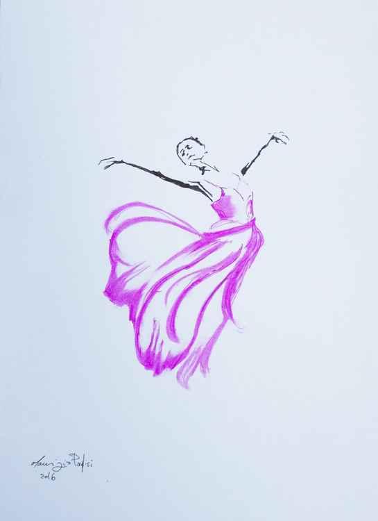 Purple veils -