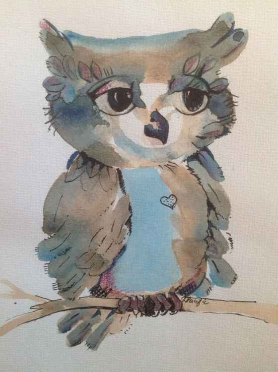 Conquist Adorable Woot Owl -