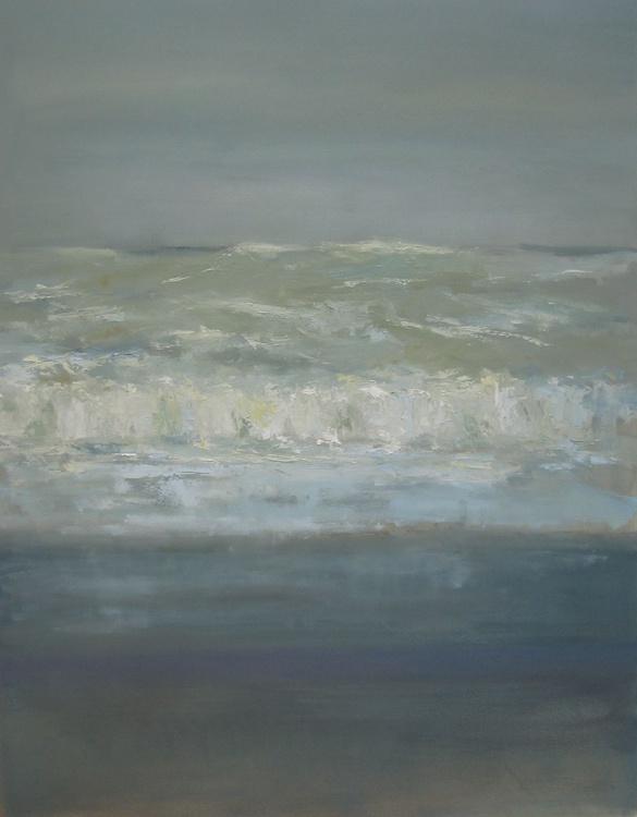 Waves, 80x100cm - Image 0