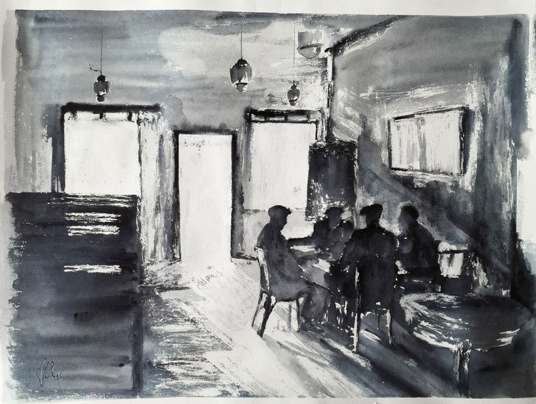 The Old Cafe - Image 0
