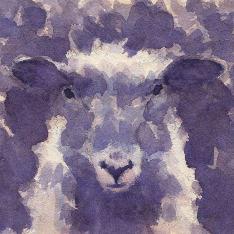 Sheep No 1 - Image 0