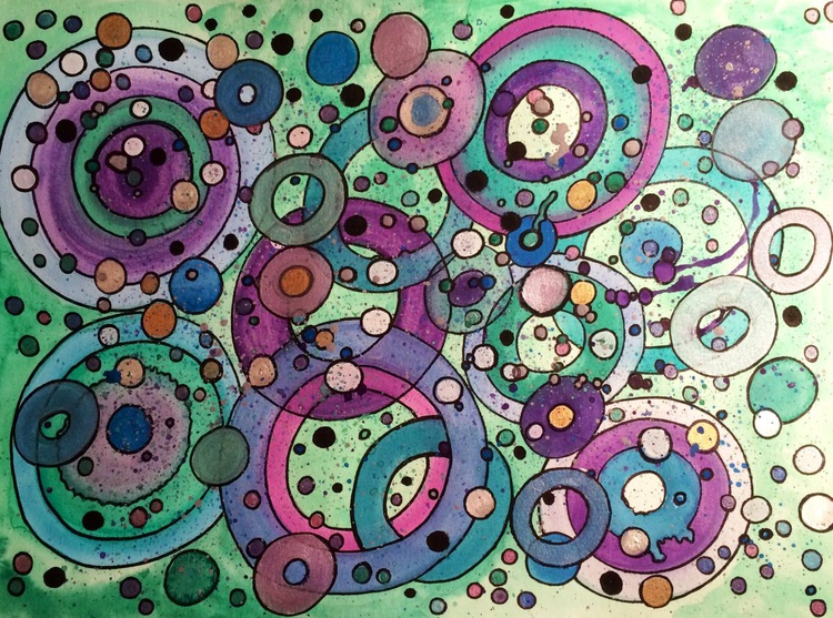 A Collission of Bubbles - Image 0