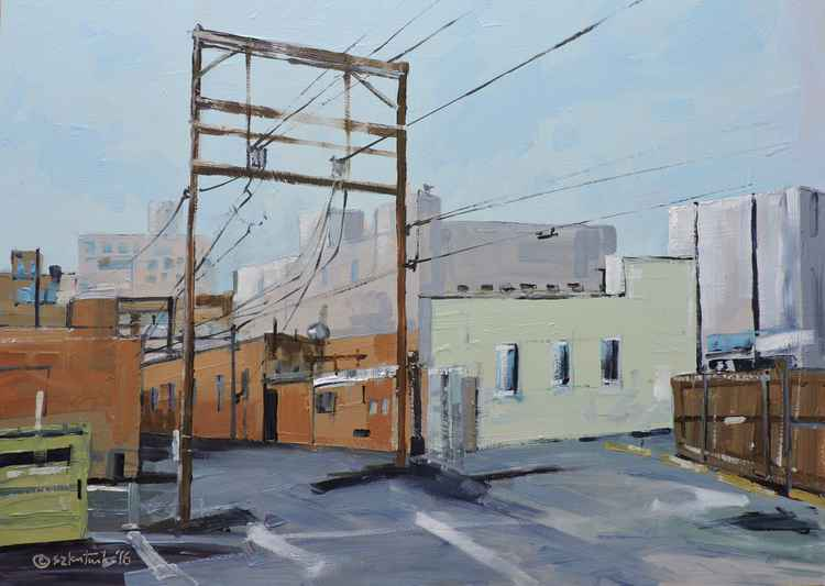 Amarillo Alley
