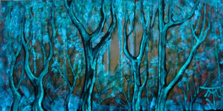 Ascendant Branches (Glow in the Dark) - Image 0