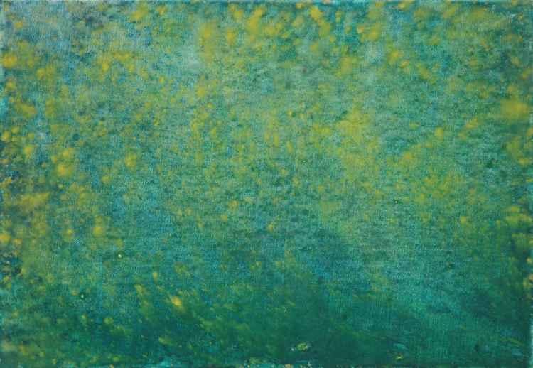 Deepness 2008_acrylic on canvas_35 x 50 cm