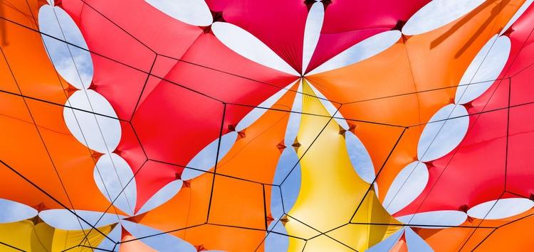Colourful Sails. (152x76cm) - Image 0
