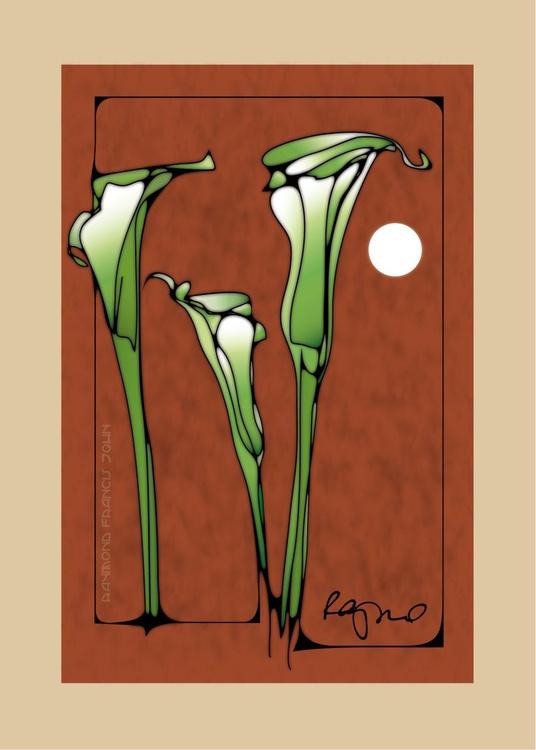 Calla Lily III - Image 0