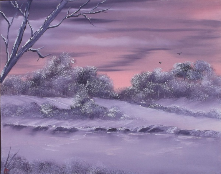 Winters Glow. - Image 0