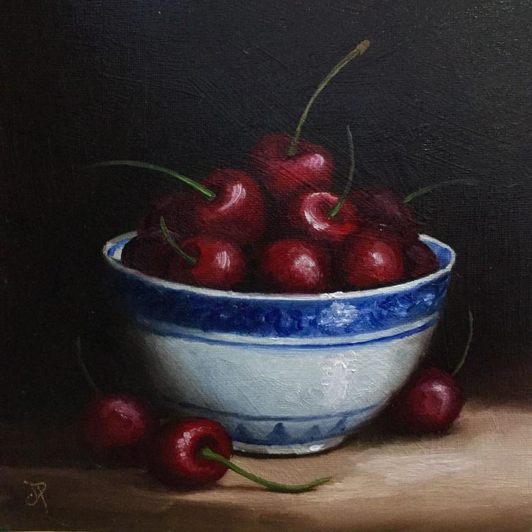 Bowl of Cherries - Image 0