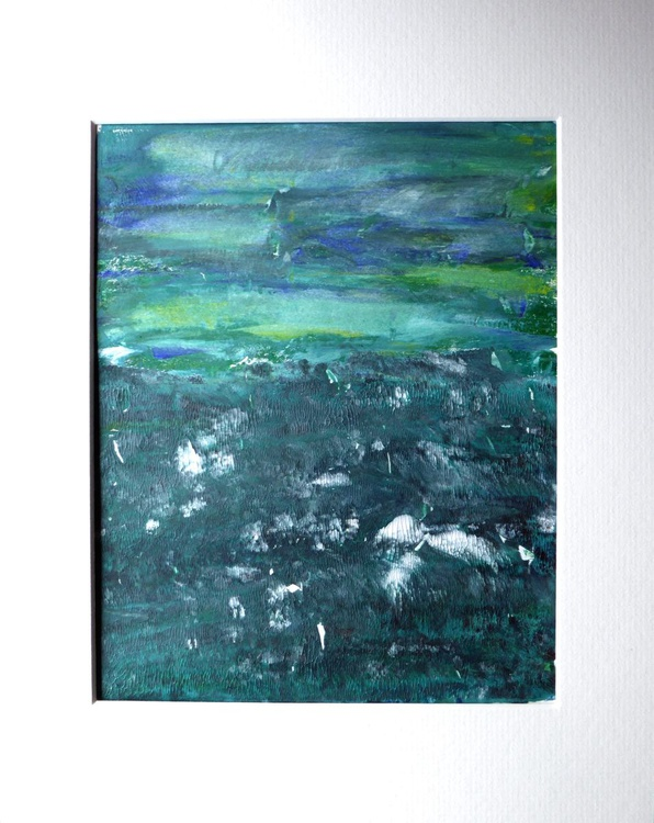 Choppy Waters  (11ins x 14ins) - Image 0