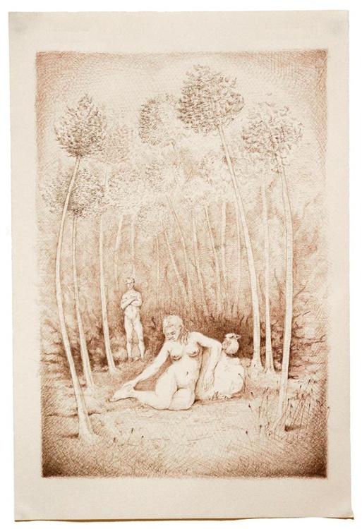 Forest Scene 01 - Image 0