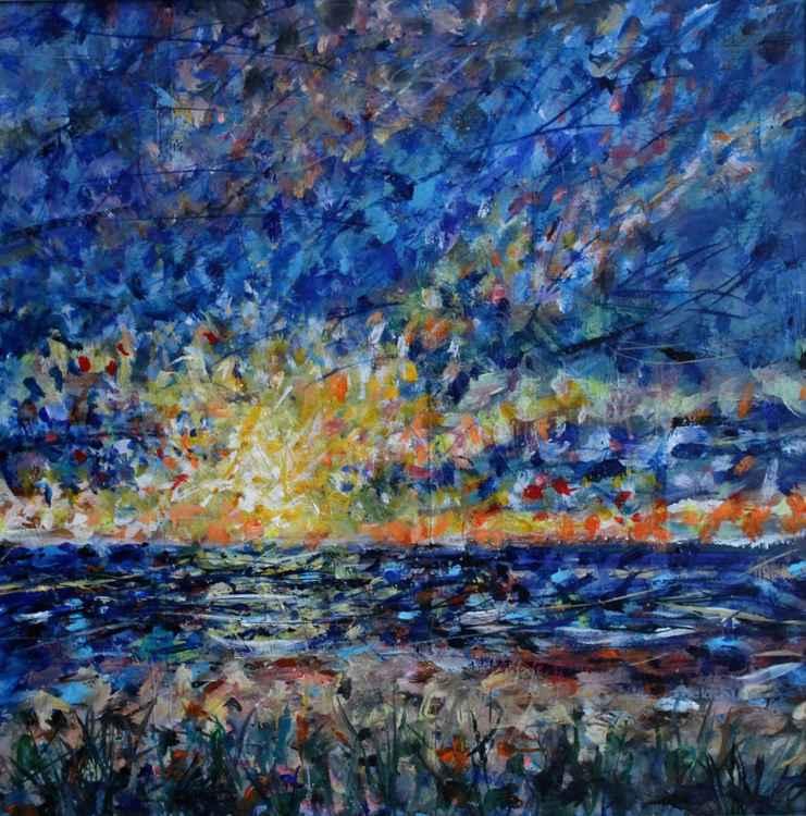 Settled Sea -