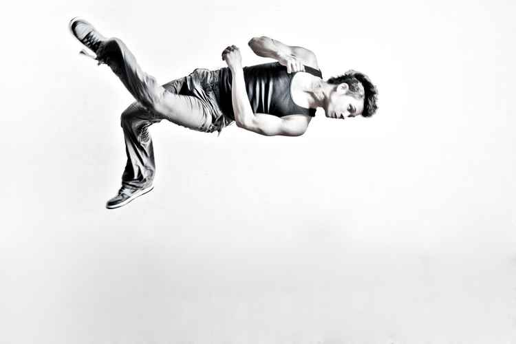 "Dancer: Roman #3 - 30x40"" -"
