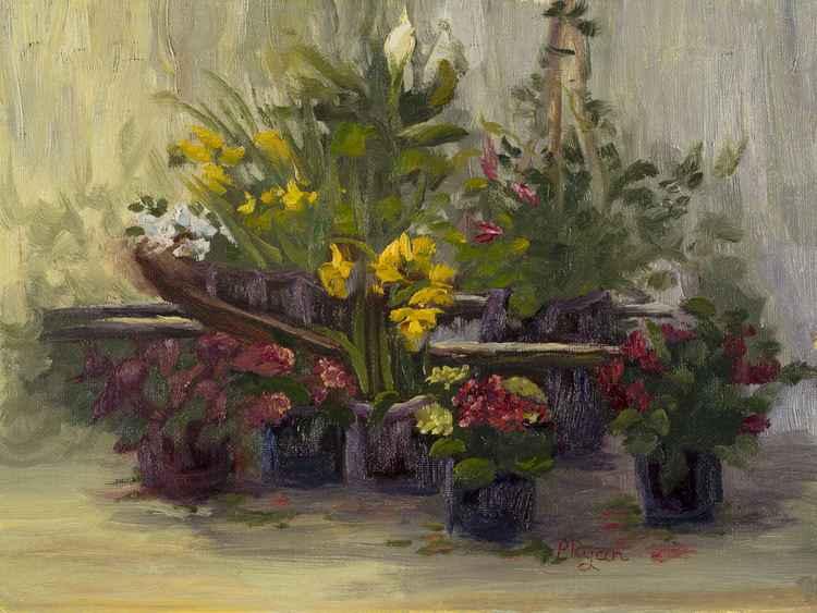 Barrow of Blooms -