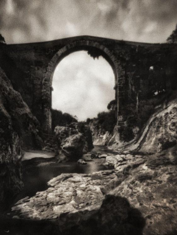 Bridge and Rocks - Image 0