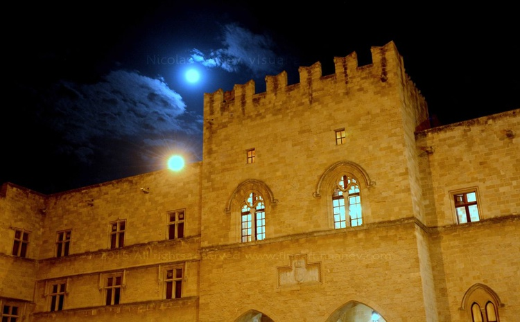 Full moon of the knights - Image 0